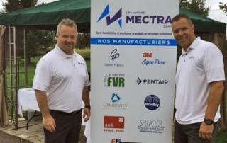 Tournoi de golf CMMTQ région de Québec le 12 août dernier