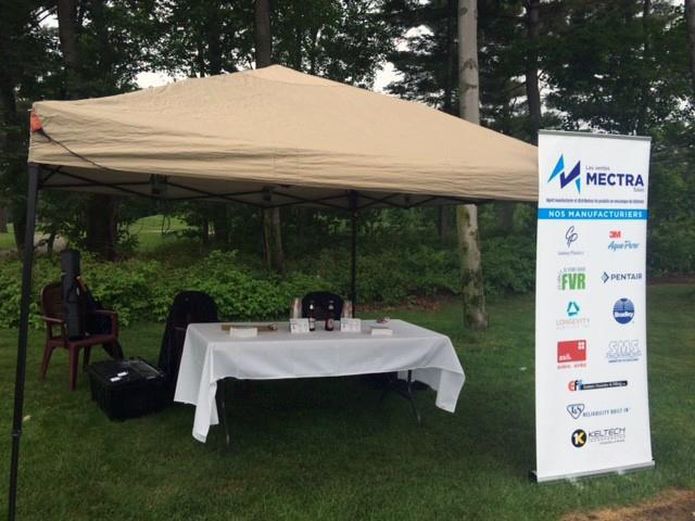 Tournoi de golf CMMTQ région de Montréal le 9 juin dernier